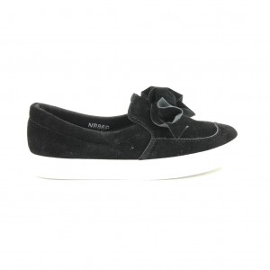 TRAMPKI SLIP ON SEASTAR NB86P BLACK