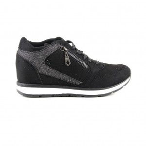 SNEAKERSY VICES 8368-1 BLACK