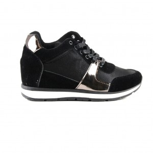 SNEAKERSY VICES 8367-1 BLACK
