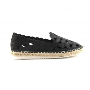 ESPADRYLE SEASTAR LT117 BLACK