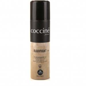RAVVIVANT SPRAY GRANATOWY DO ZAMSZU I NUBUKU 250ml COCCINE