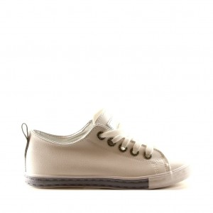 TRAMPKI IBUTY LTD201-1 WHITE/GREY