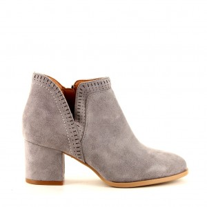 BOTKI BELLA PARIS A6203-26 GRAY
