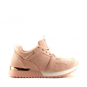 SNEAKERSY IDEAL SHOES 5313 PINK