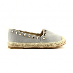 ESPADRYLE VICES 7236-5 GREY