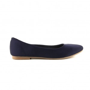 BALERINY PARIS COLLECTION DD414A-3 NAVY SATYNA