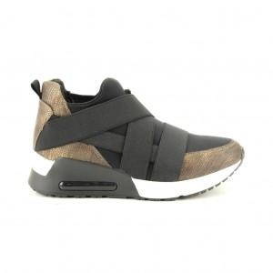 SNEAKERSY N.E.W.S 9126SP5718 BROWN