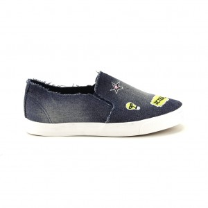 TRAMPKI SLIP ON SEASTAR NB109 NAVY