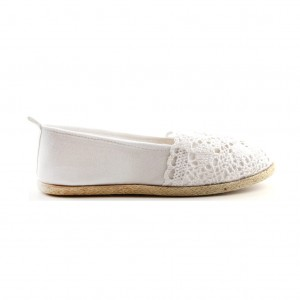 TENISÓWKI SLIP ON AŻUR NEWS 8TX02-4712 WHITE